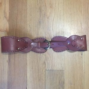 Linea Pelle genuine Leather belt
